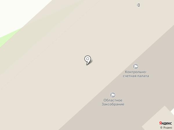 Информационные технологии на карте Вологды