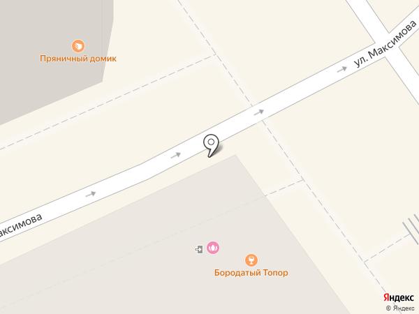 Барин Lounge на карте Ярославля