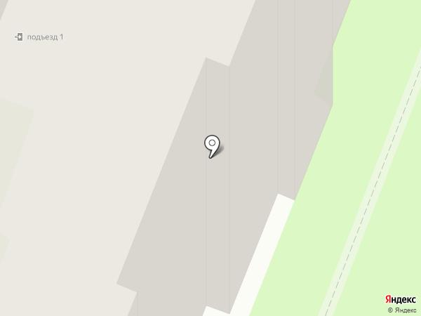 Дом на карте Вологды