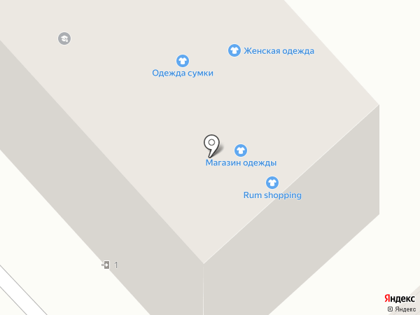 Fifth Avenue на карте Вологды