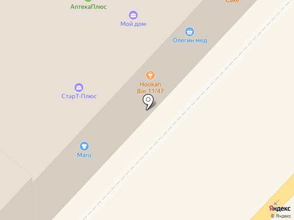 ZZ на карте Вологды