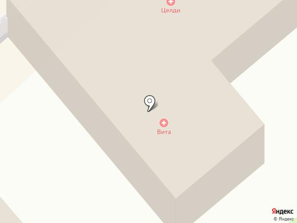 Вираж плюс на карте Вологды