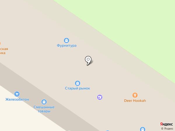 Монарх на карте Вологды
