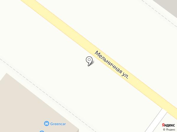 АРС-АВТО на карте Ярославля