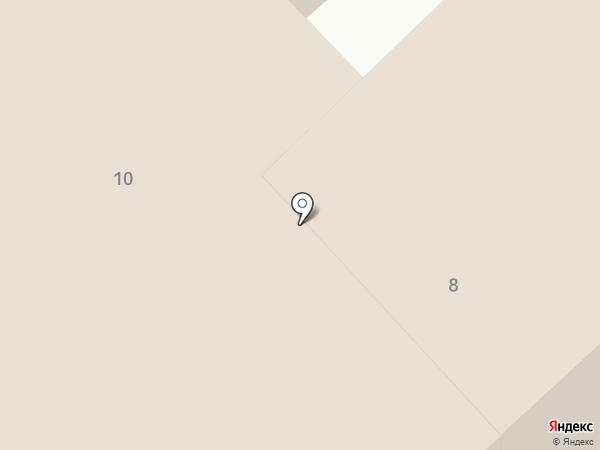 Вологодский областной информационно-аналитический центр культуры на карте Вологды