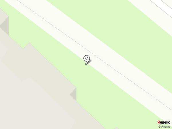 НИКо на карте Вологды