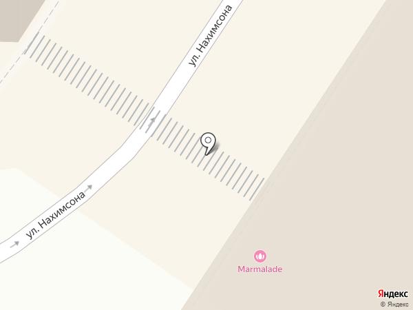 Marmalade nail bar & hair на карте Ярославля