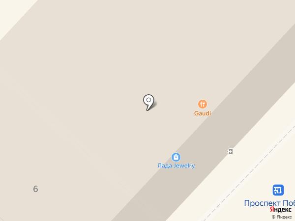 Магазин мужской одежды на карте Вологды