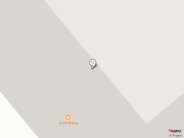 Золушка на карте Вологды