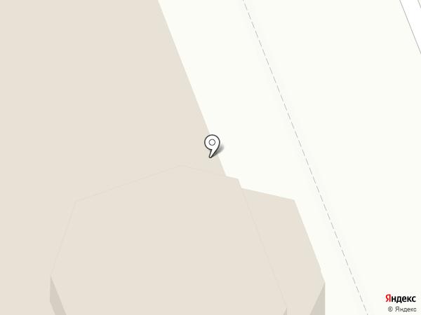 Северная железная дорога на карте Ярославля
