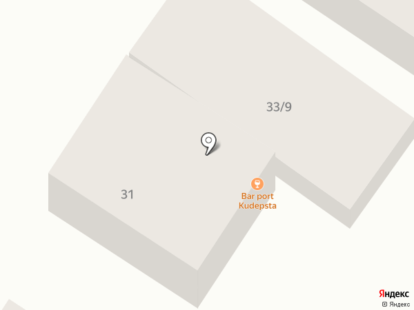 Pizza Paradiso на карте Сочи
