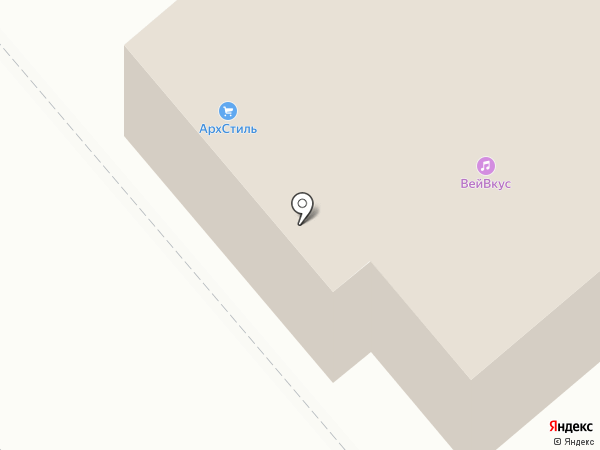 BEEF на карте Вологды
