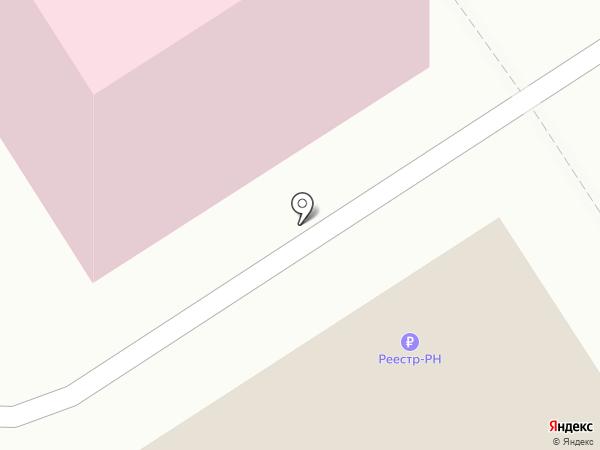 Реестр-РН на карте Ярославля