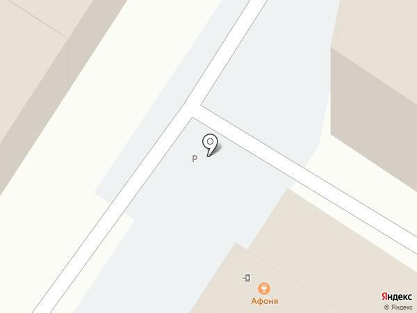ЯР Класс на карте Ярославля