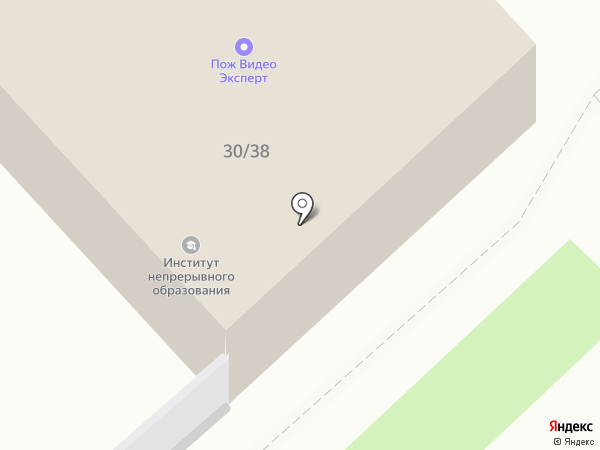 Русский патриот на карте Вологды