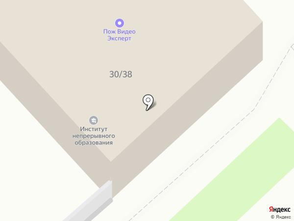 АКАДЕМИЯ-ИНФО на карте Вологды