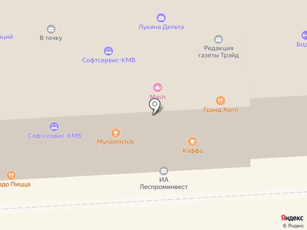 Радиодеталь.рф на карте Вологды