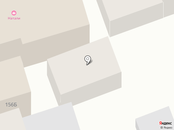 Марина на карте Сочи
