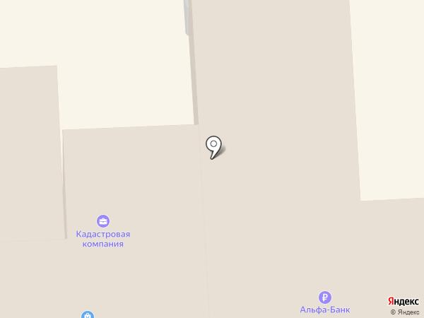 Софтсервис-КМВ на карте Вологды