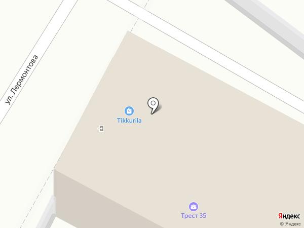 Служба экстренного открывания замков на карте Вологды