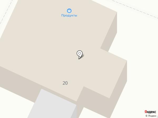 Купец на карте Вологды