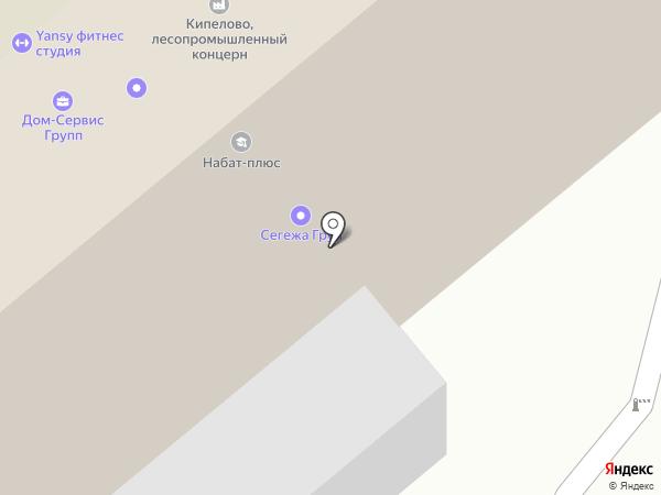 Проф-Аудит на карте Вологды