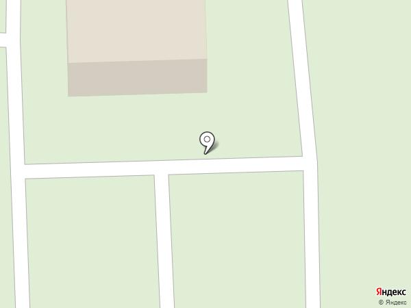 Часовня Преподобного Сергия Радонежского на карте Аксая