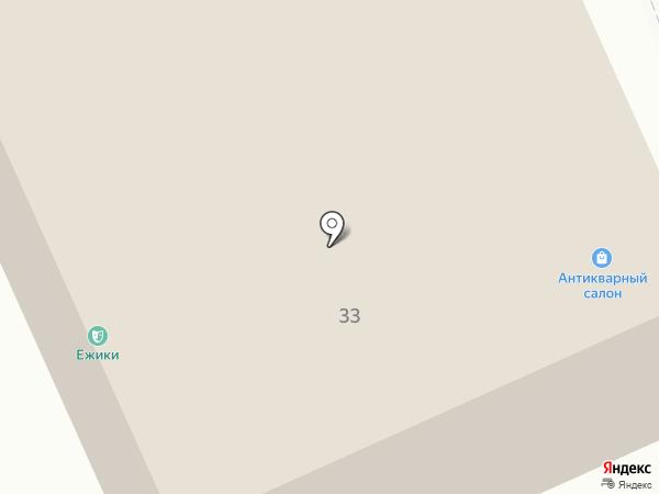 ВидФил на карте Ярославля