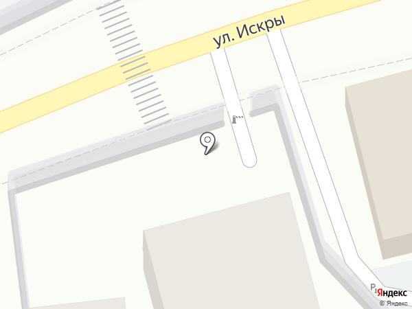 Магазин канцелярских товаров на карте Сочи