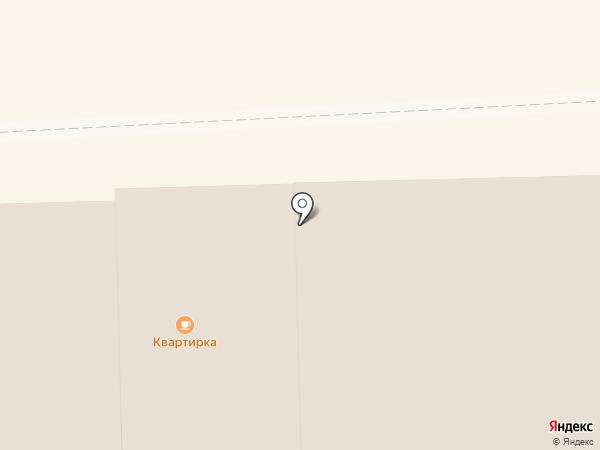 Веселый блин на карте Вологды