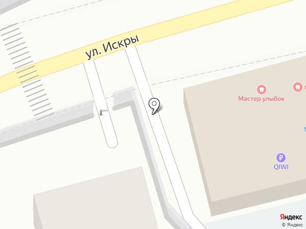 Прометей на карте Сочи