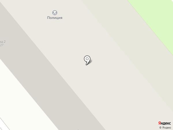 ГеоИнжПроект на карте Вологды