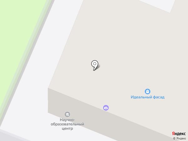 Издательский центр на карте Вологды