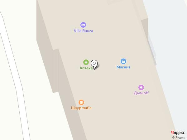 Волшебный Мир на карте Сочи