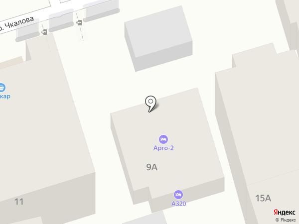 Прованс на карте Сочи