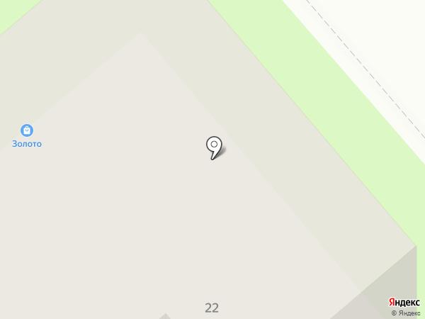 АДАМАС на карте Вологды