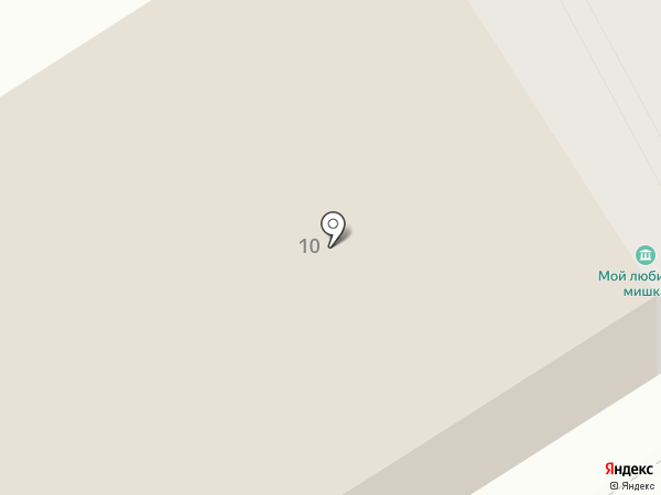 Арискин Студия на карте Ярославля