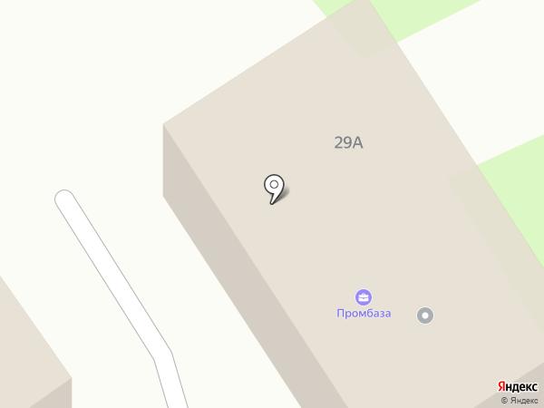 Эталон на карте Вологды