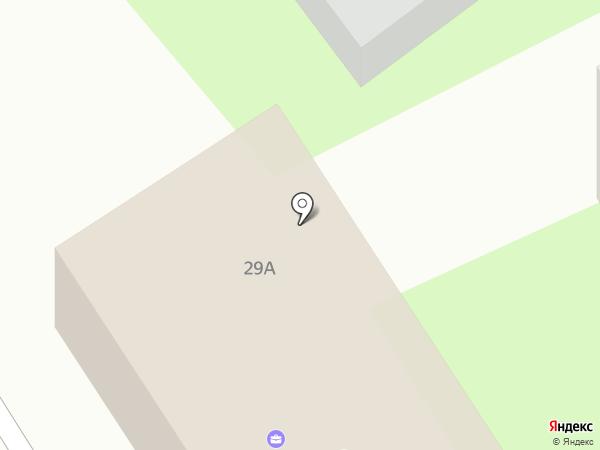 Промбаза на карте Вологды
