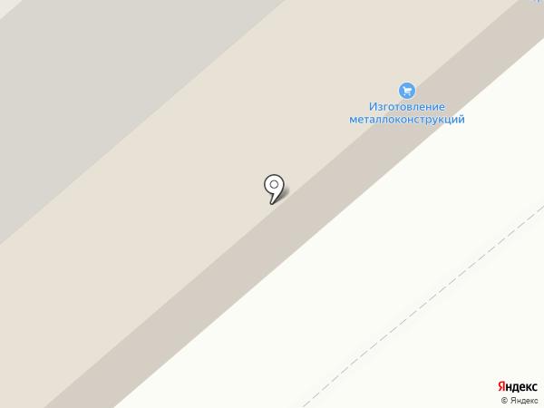 Палисад на карте Вологды