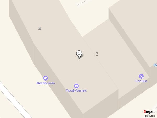 Сириус на карте Вологды