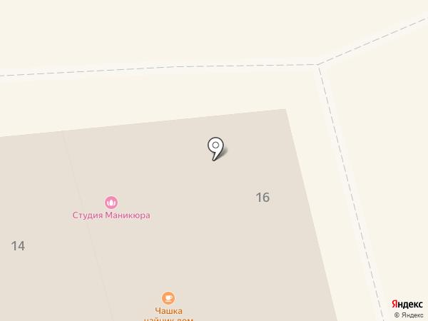 CopyLine на карте Вологды
