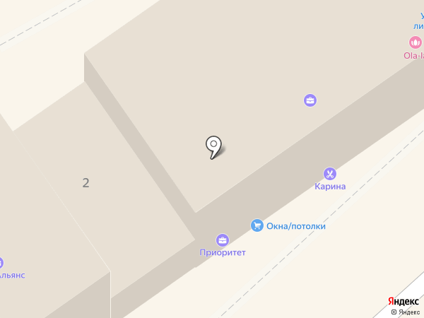 Хаус на карте Вологды