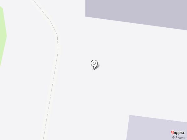 Кузнечихинская средняя общеобразовательная школа на карте Кузнечихи