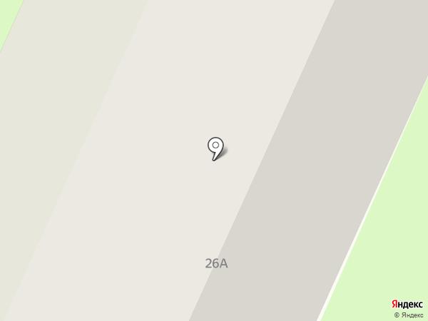 Служба эвакуации на карте Вологды