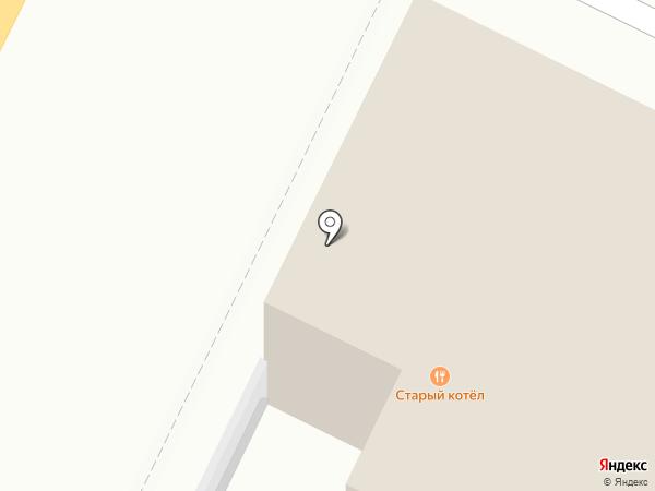 Перекати Поле на карте Вологды