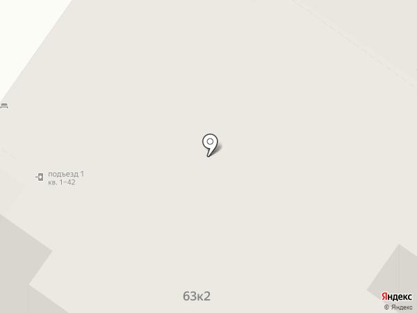 ГАЗ-ЭКО на карте Ярославля