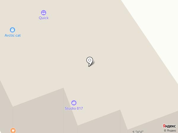Автовега на карте Вологды