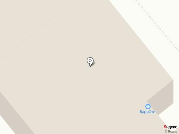 Гардиан на карте Вологды
