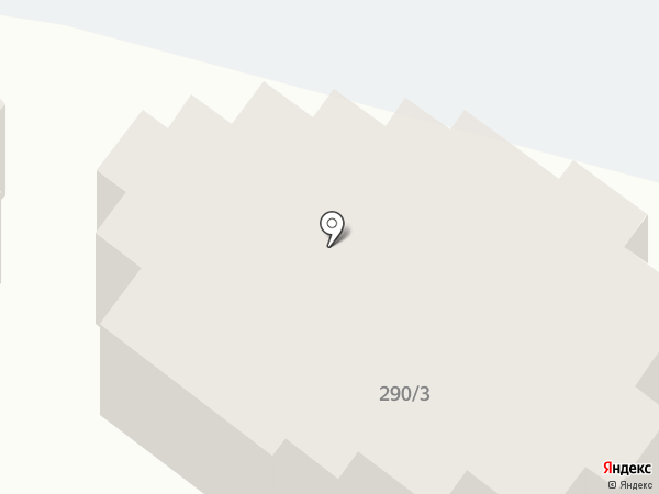 Курортный на карте Сочи